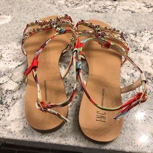 INC International Concepts Shoes - Pretty sandals